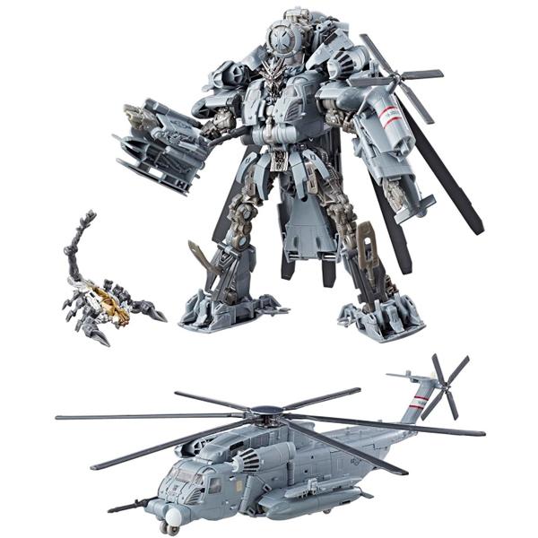 Купить Трансформер-вертолет Десептикон Blackout, класс Leader, серия Transformers Generations, Hasbro