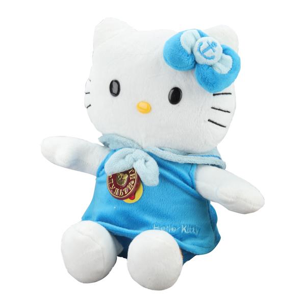 Озвученная мягкая игрушка Hello Kitty, 26 смГоворящие игрушки<br>Озвученная мягкая игрушка Hello Kitty, 26 см<br>