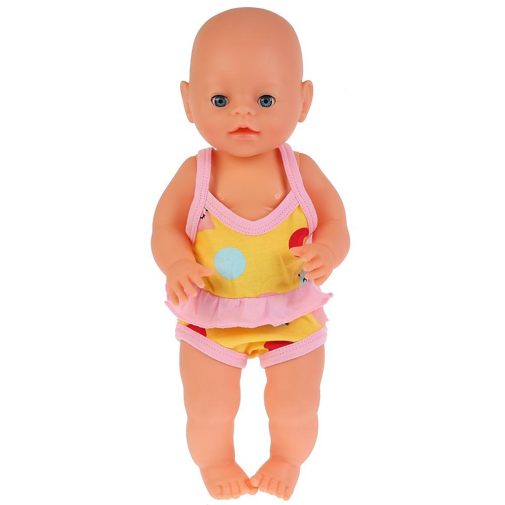 Комплект одежды Котики для кукол 40-42 см фото