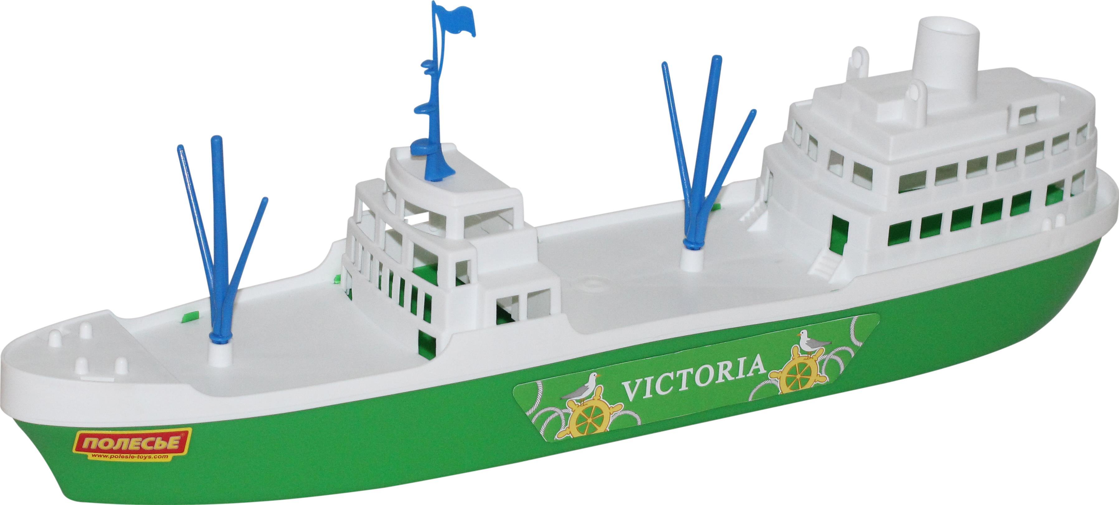 Корабль Виктория, 46 см.Корабли и катера в ванну<br>Корабль Виктория, 46 см.<br>