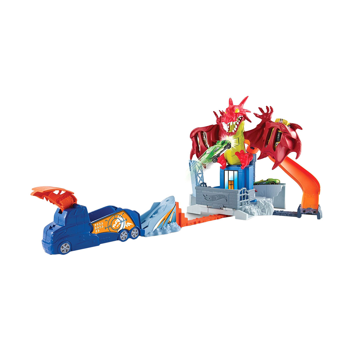 Трек Hot Wheels  Битва с драконом - Hot Wheels, артикул: 165921
