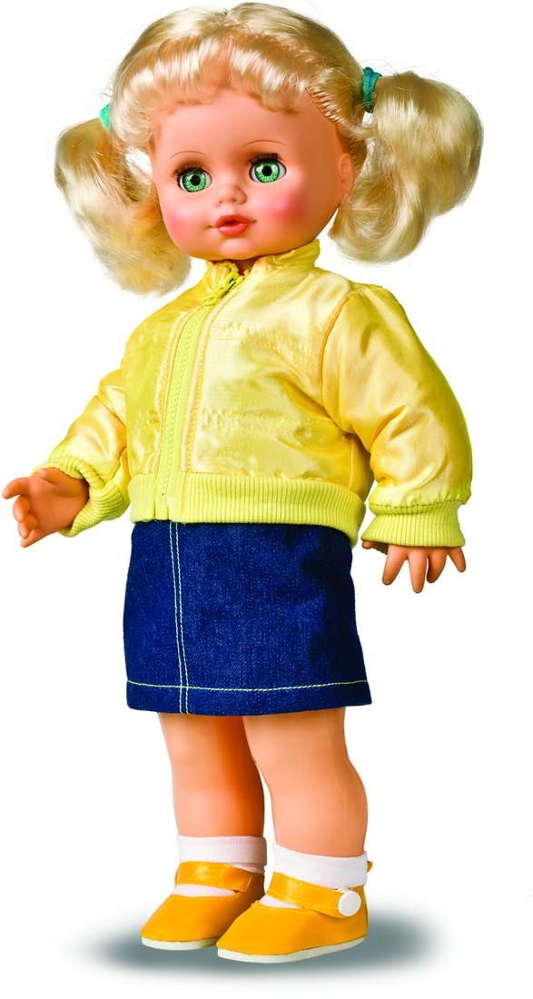 Кукла Инна 39 со звуковым устройством, 43 смРусские куклы фабрики Весна<br>Кукла Инна 39 со звуковым устройством, 43 см<br>