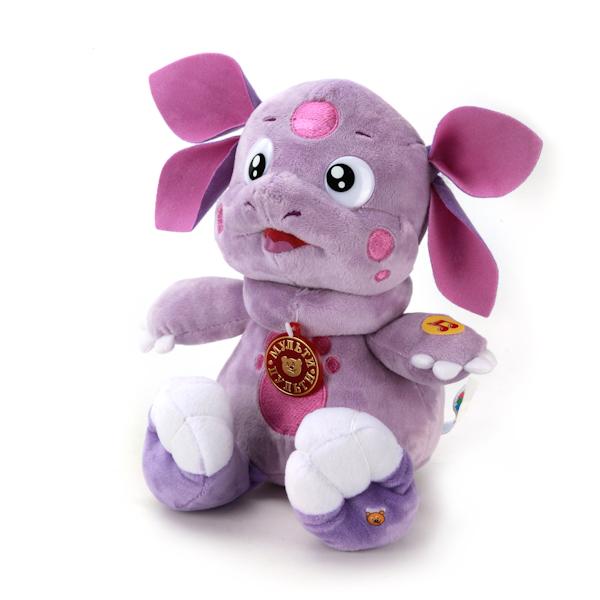 Озвученная мягкая игрушка Лунтик из мультфильма - Лунтик и его друзья, 24 смГоворящие игрушки<br>Озвученная мягкая игрушка Лунтик из мультфильма - Лунтик и его друзья, 24 см<br>