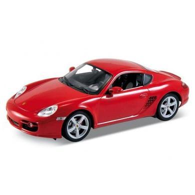 Коллекционная машинка Porsche Cayman S, масштаб 1:18Porsche<br>Коллекционная машинка Porsche Cayman S, масштаб 1:18<br>