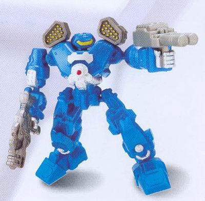 Hap-p-kid Детская игрушка – Робот трансформер из серии Марс