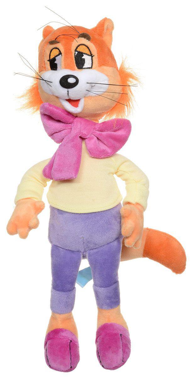 Мягкая игрушка Кот Леопольд, озвученный, 30 смГоворящие игрушки<br>Мягкая игрушка Кот Леопольд, озвученный, 30 см<br>
