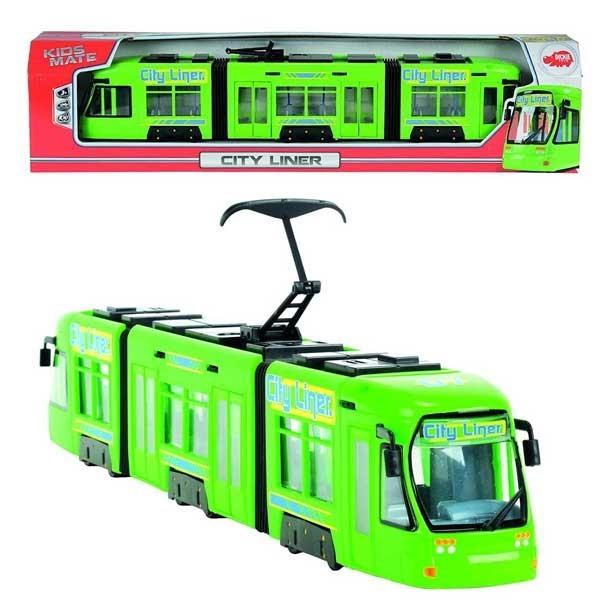 Городской трамвай, 46 см, 2 видаГородская техника<br>Городской трамвай, 46 см, 2 вида<br>