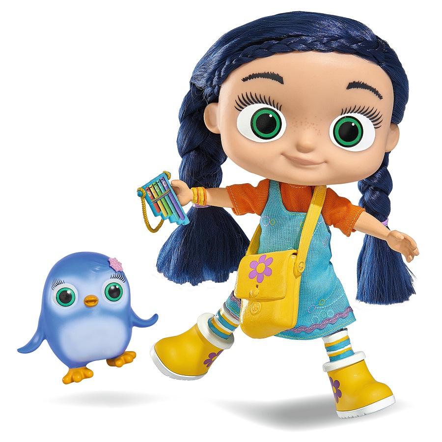 Базовый набор Висспер: кукла Висспер, фигурка Пэгги, аксессуарыВисспер (Whissper)<br>Базовый набор Висспер: кукла Висспер, фигурка Пэгги, аксессуары<br>