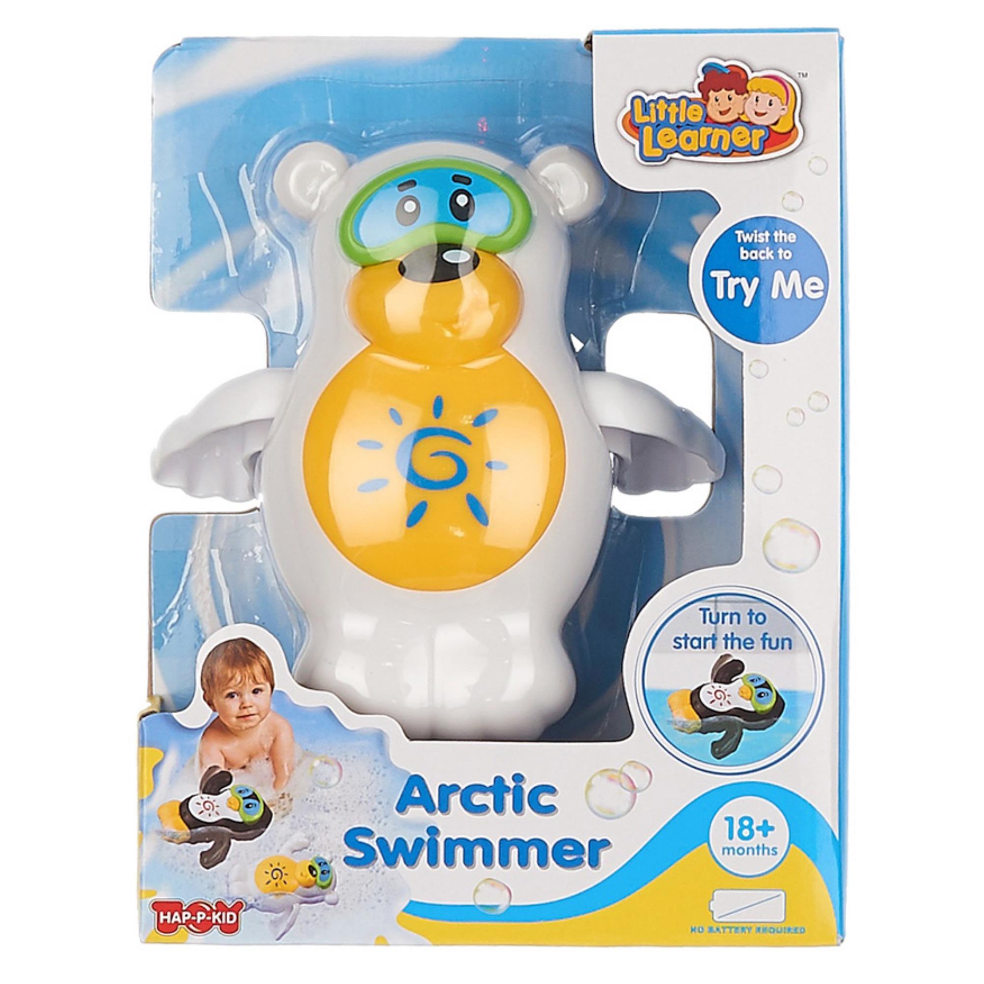 Игрушка для купания - Северный медведьИгрушки для ванной<br>Игрушка для купания - Северный медведь<br>