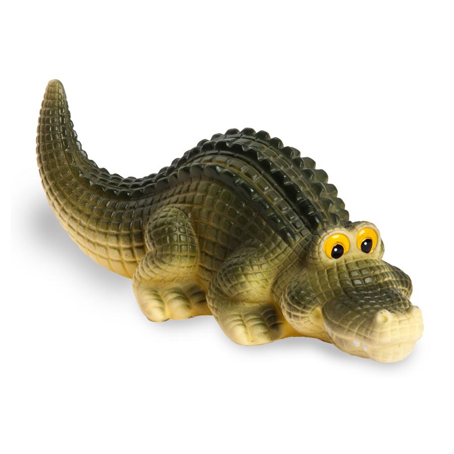 Купить Фигурка – Крокодил Кирилл, пвх, Огонек
