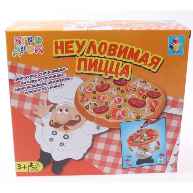 Фото #1: Игра настольная из серии Игродром - Неуловимая пицца