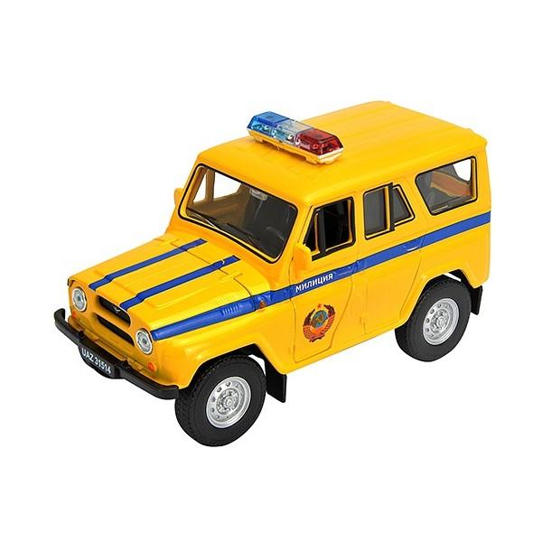 Модель машины УАЗ 31514 МилицияПолицейские машины<br>Модель машины УАЗ 31514 Милиция<br>