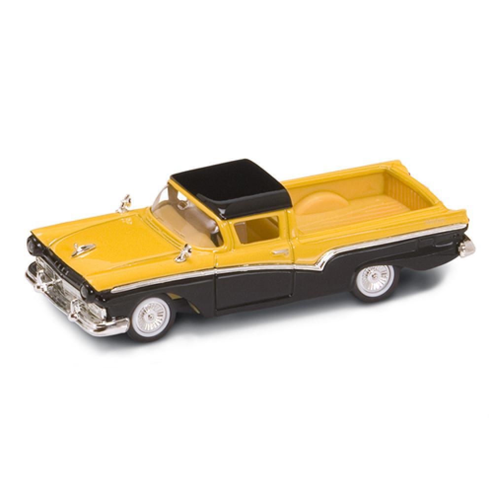 Коллекционная модель автомобиля 1957 года - Форд Ranchero, 1/43 (Yat Ming, 94215_mdFord<br>Коллекционная модель автомобиля 1957 года - Форд Ranchero, 1/43 (Yat Ming, 94215_md<br>