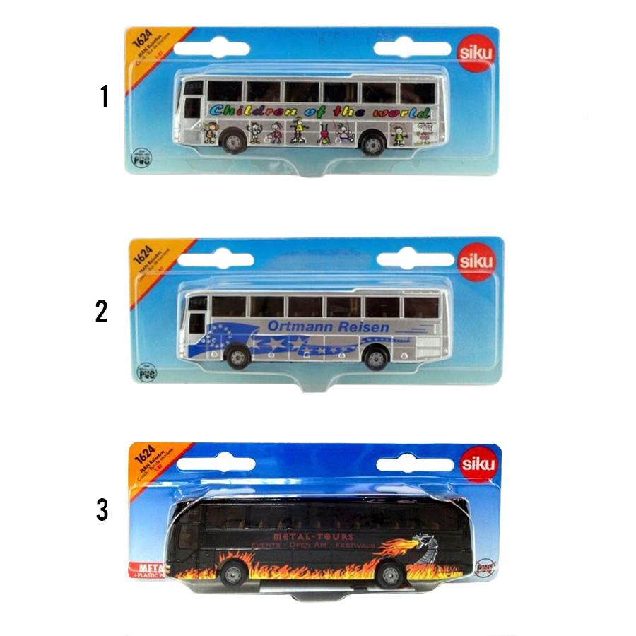 Купить Игрушечная модель - Автобус MAN, Siku