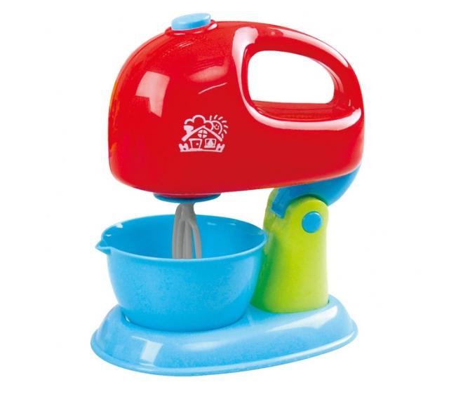 Игровой электрический миксерАксессуары и техника для детской кухни<br>Игровой электрический миксер<br>