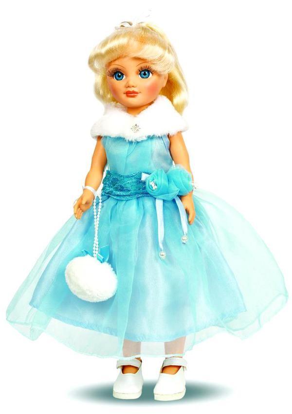 Кукла Анастасия. Мисс нежность, со звукомРусские куклы фабрики Весна<br>Кукла Анастасия. Мисс нежность, со звуком<br>