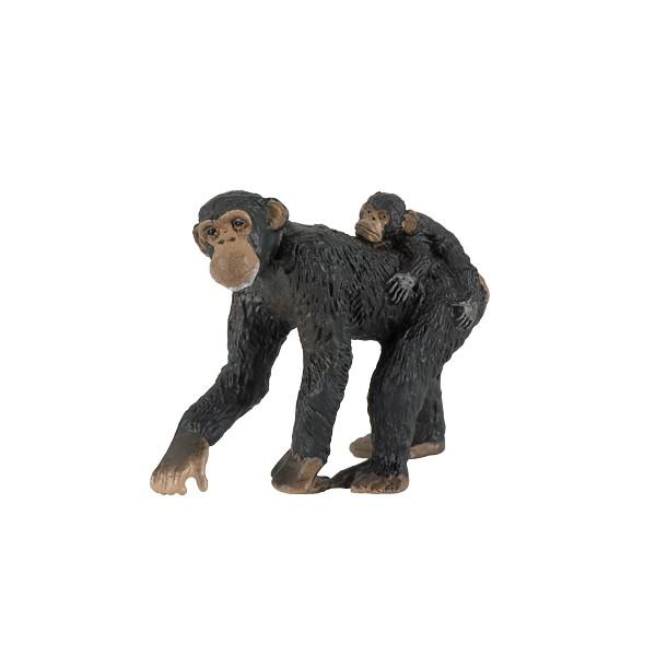 Фигурка шимпанзеДикая природа (Wildlife)<br>Фигурка шимпанзе<br>