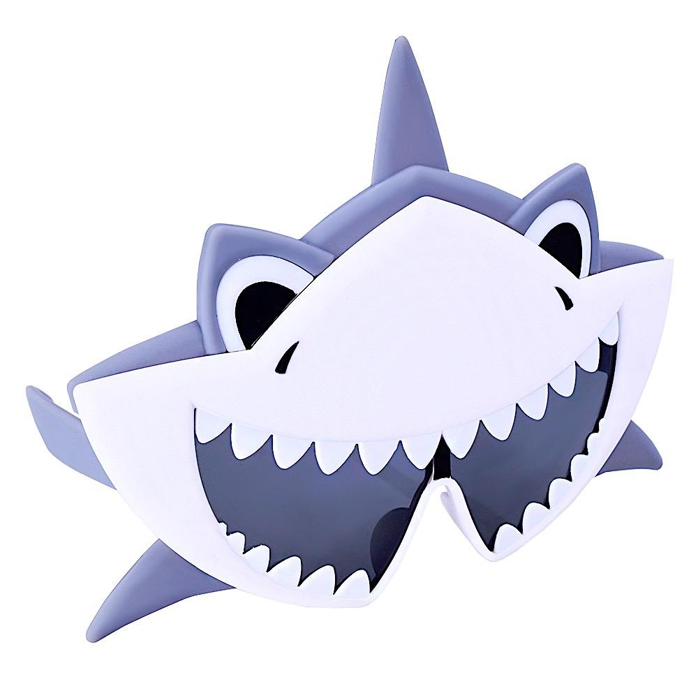 Очки солнцезащитные - Акула