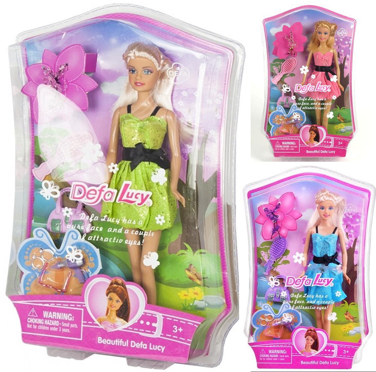 Купить Кукла Lucy с аксессуарами, 29 см, Defa Lucy