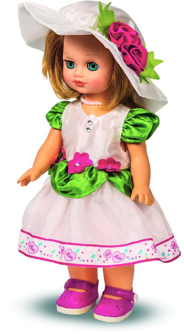 Кукла Элла 16 со звуковым устройством,35 смРусские куклы фабрики Весна<br>Кукла Элла 16 со звуковым устройством,35 см<br>
