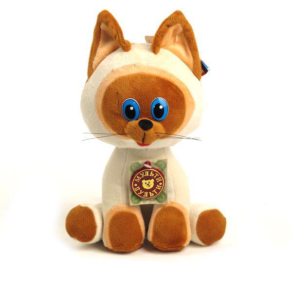 Мягкая игрушка Котенок Гав, 23 смГоворящие игрушки<br>Мягкая игрушка Котенок Гав, 23 см<br>