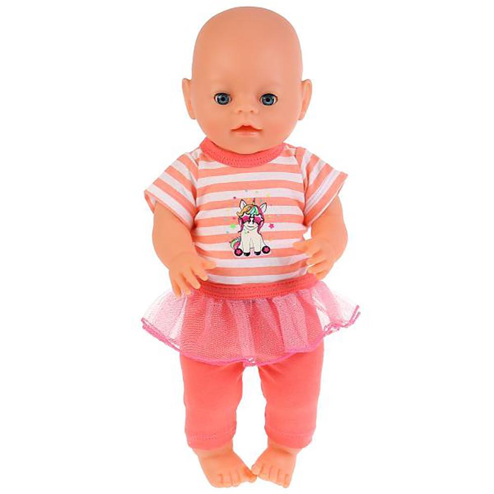 Купить Комплект для кукол 40-42 см – Единорог, Карапуз