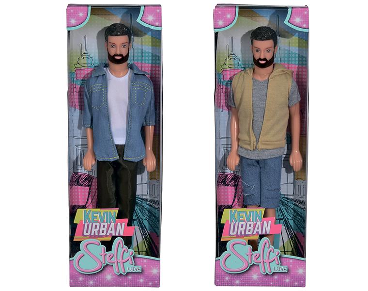 Купить Кукла Кевин с бородой, 30 см., 2 вида, Simba