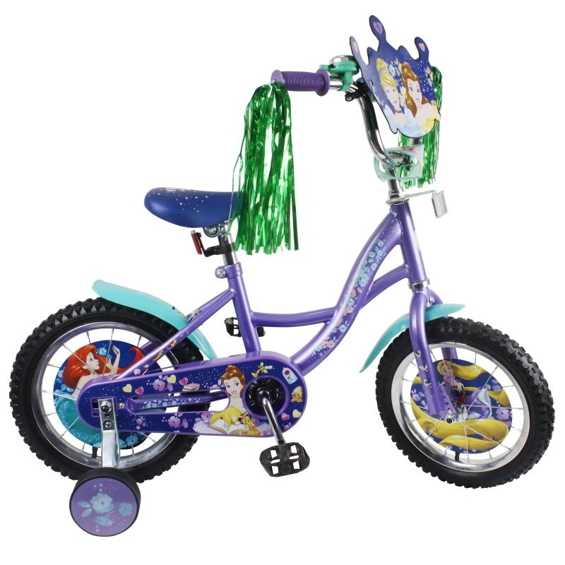 Купить Велосипед детский Disney Принцесса, колеса 14 , Navigator