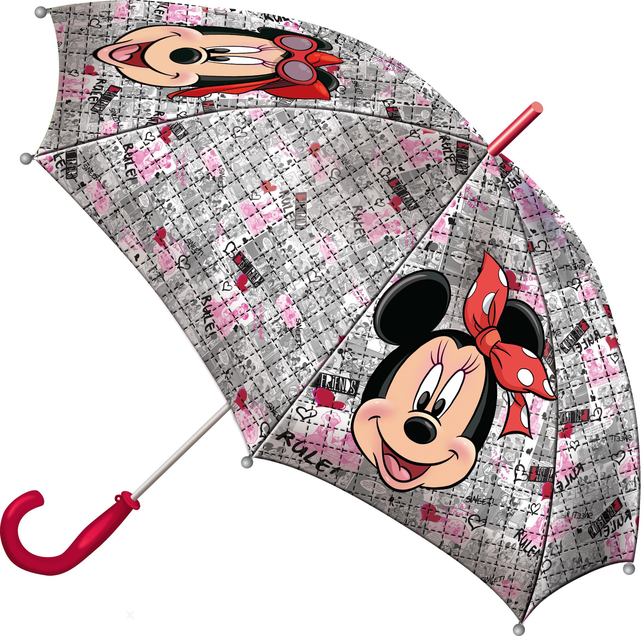 Зонт детский подводный мир 5