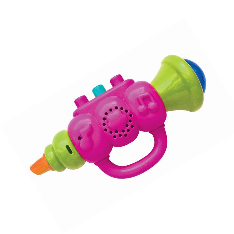 Музыкальные инструменты – Дудочка, розовый, Азбукварик  - купить со скидкой