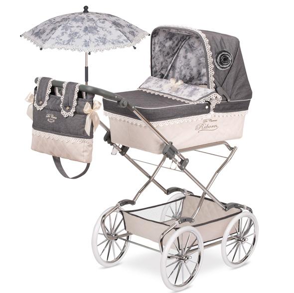 Купить DeCuevas Коляска с сумкой и зонтиком Реборн, 90 см