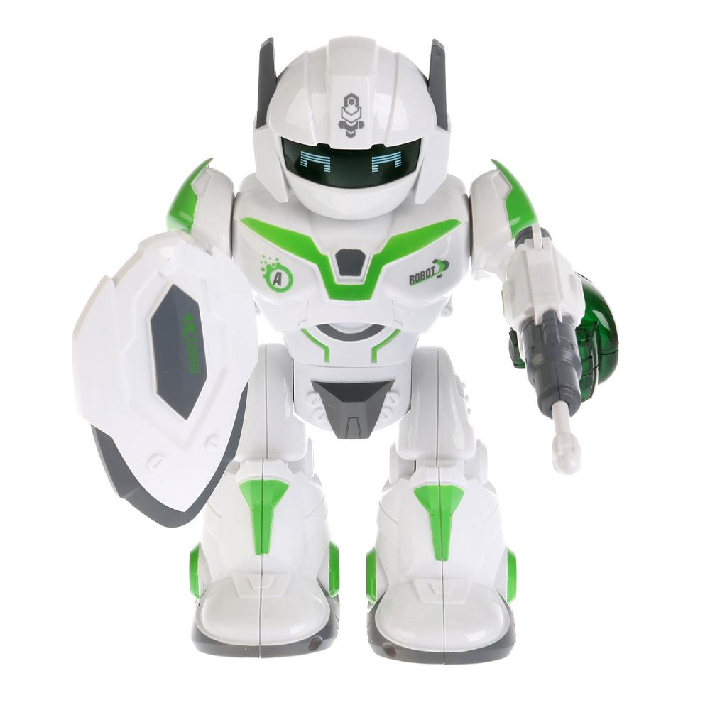 Купить Интерактивная игрушка - Робот свет, звук, с аксессуарами