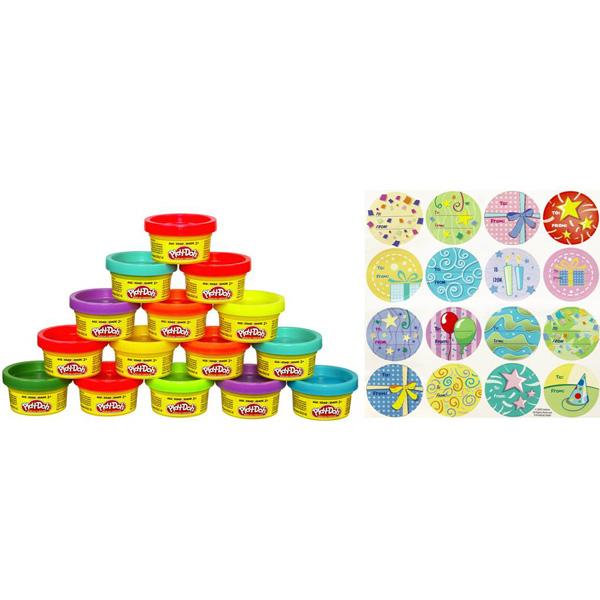 Play-Doh Пластилин: Набор для праздника - Пластилин Play-Doh, артикул: 18449