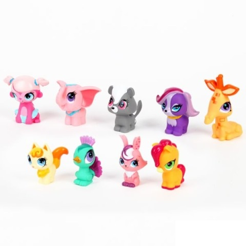 Набор из 2 игрушек для купания «PET SHOP»Littlest Pet Shop – Маленький зоомагазин<br>Набор из 2 игрушек для купания «PET SHOP»<br>