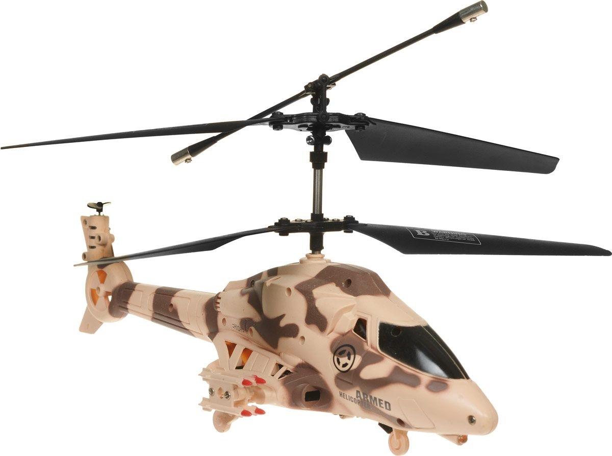 Военный вертолёт с гироскопом на инфракрасном управлении от Toyway