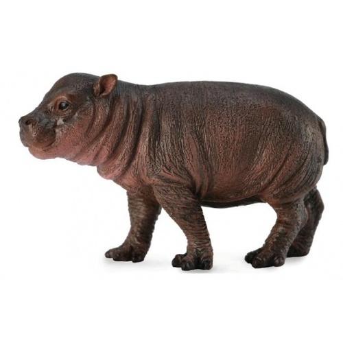 Фигурка Gulliver Collecta - Детёныш карликового бегемота, размер SДикая природа (Wildlife)<br>Фигурка Gulliver Collecta - Детёныш карликового бегемота, размер S<br>