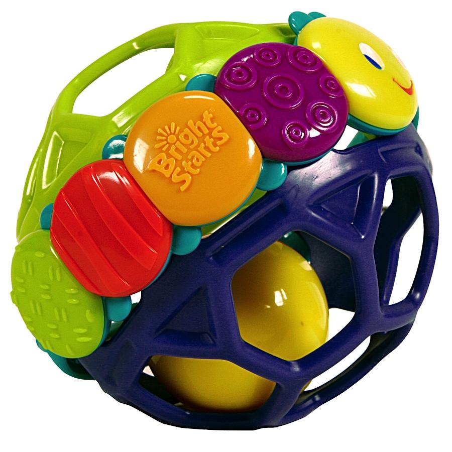 Развивающая игрушка Гибкий шарикДетские развивающие игрушки<br>Развивающая игрушка Гибкий шарик<br>