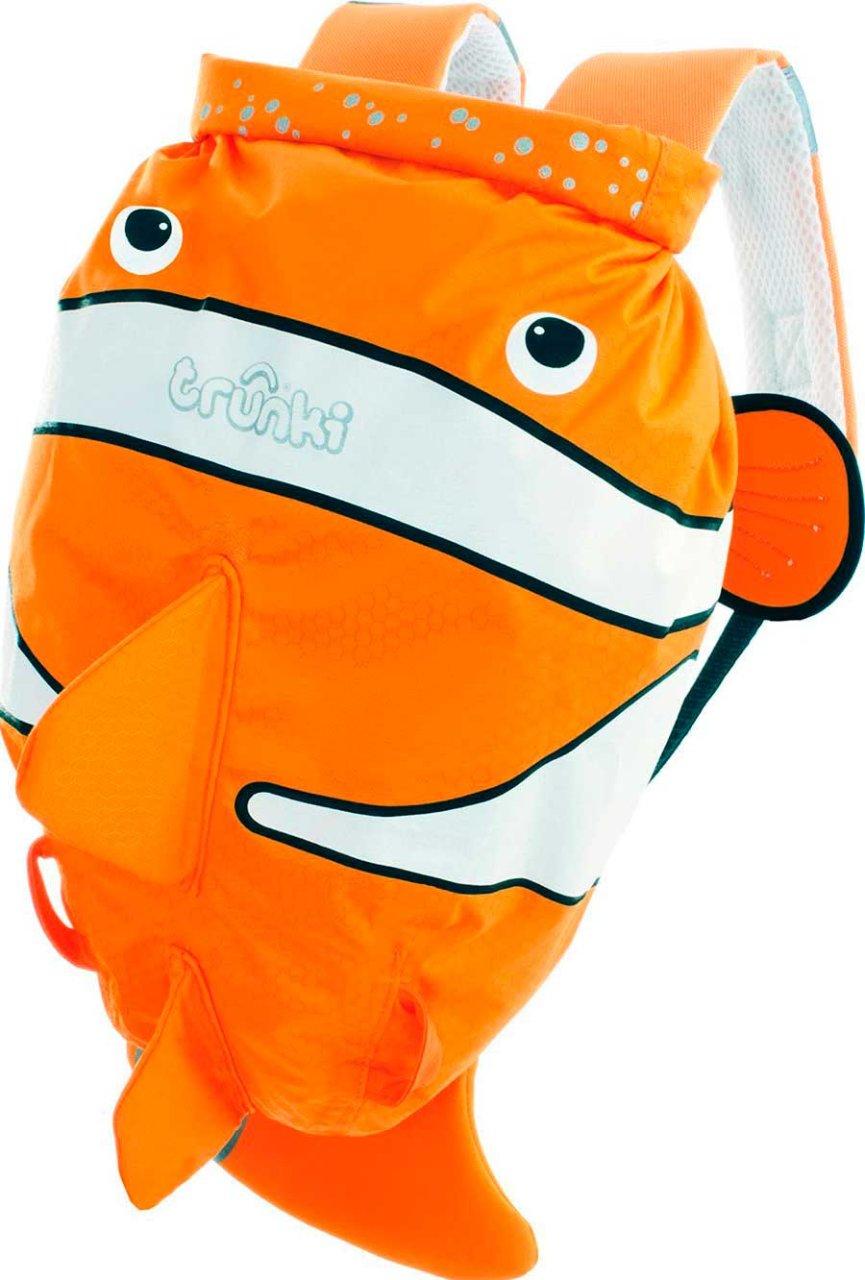Купить Рюкзак для бассейна и пляжа - Рыба-Клоун, Trunki