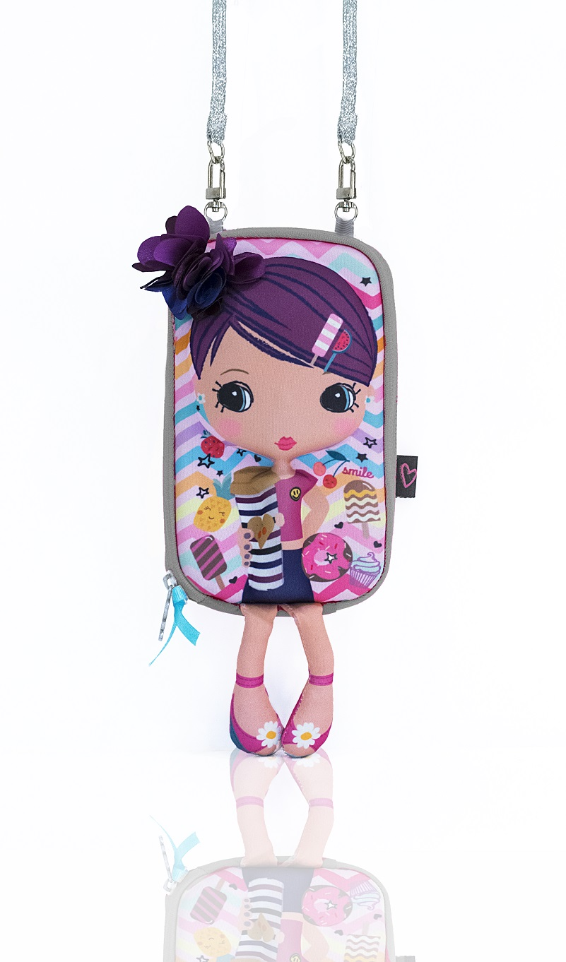Сумочка-куколка Сладкоежка