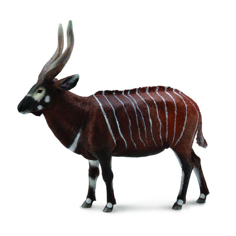 Фигурка Gulliver Collecta - Антилопа Бонго, размер XLДикая природа (Wildlife)<br>Фигурка Gulliver Collecta - Антилопа Бонго, размер XL<br>