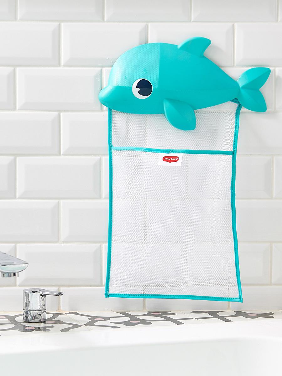 Купить Сетка для хранения игрушек в ванной - Кит, Tiny Love