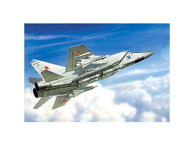 Модель для склеивания - Истребитель перехватчик МиГ – 31Модели самолетов для склеивания<br><br>