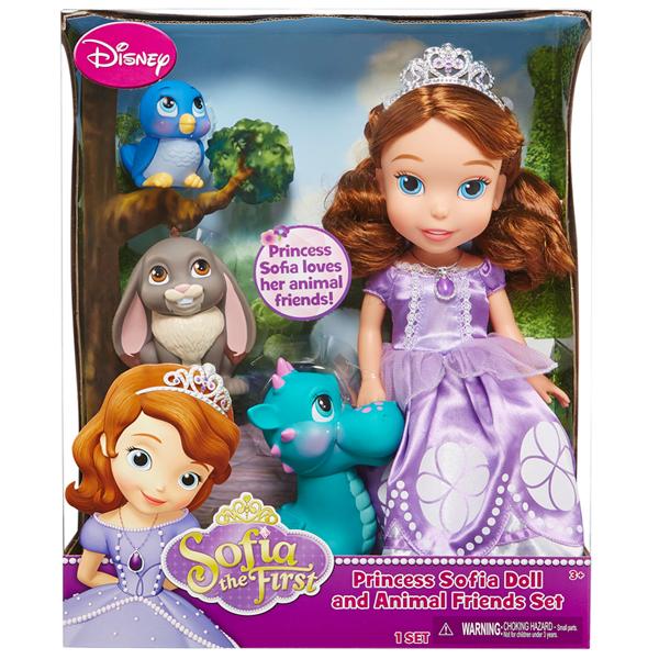 Игровой набор принцессы диснея