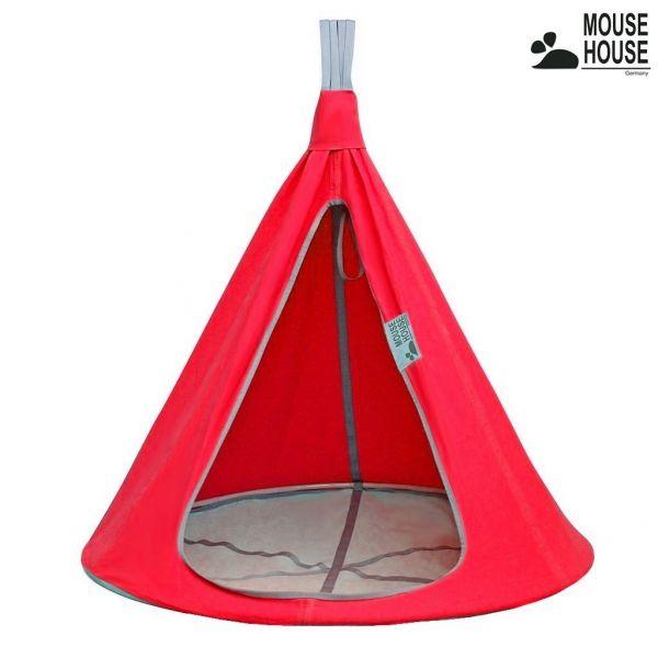140-03 Гамак Mouse House – Вишня, диаметр 140 смДомики-палатки<br>140-03 Гамак Mouse House – Вишня, диаметр 140 см<br>