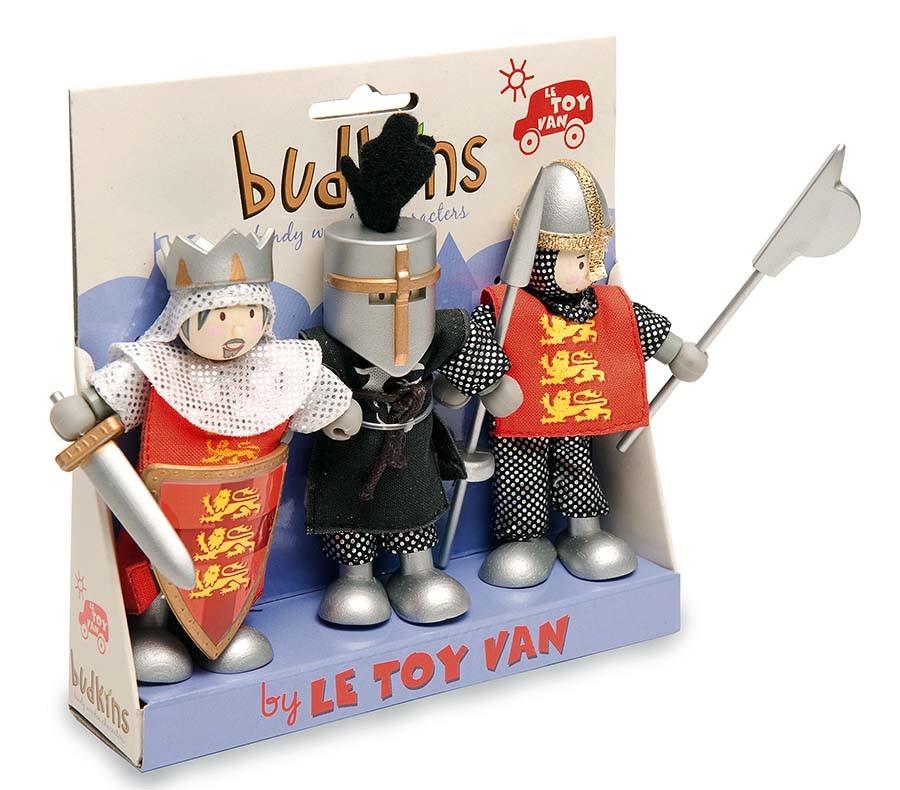 Набор кукол Le Toy Van РыцариКоллекционные куклы<br>Набор кукол Le Toy Van Рыцари<br>