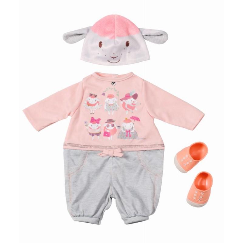 Одежда для прогулки из серии «Baby Annabell» от Toyway