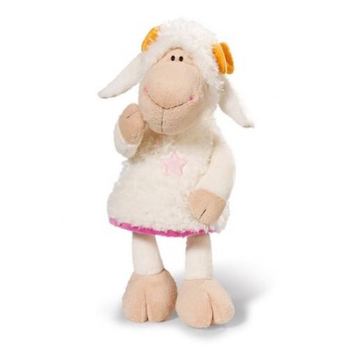 Овечка Эми сидячая 50см - Большие игрушки (от 50 см), артикул: 99662