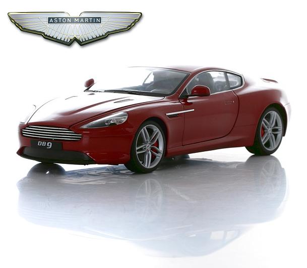 Aston Martin DB9 модель, масштаб 1:18 от Toyway