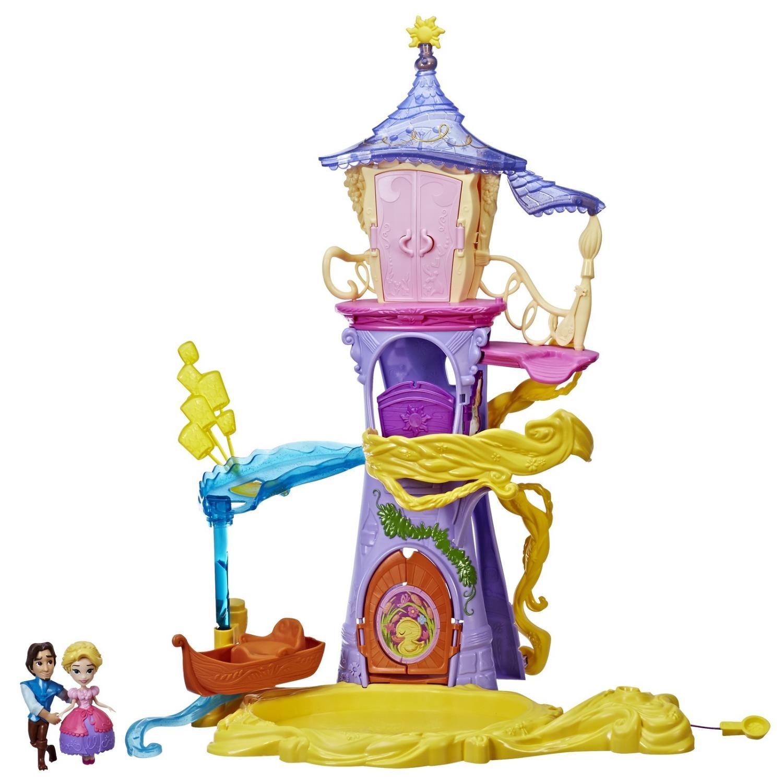 Купить Набор дворец Рапунцель из серии Disney Princess Рапунцель Movie, Hasbro