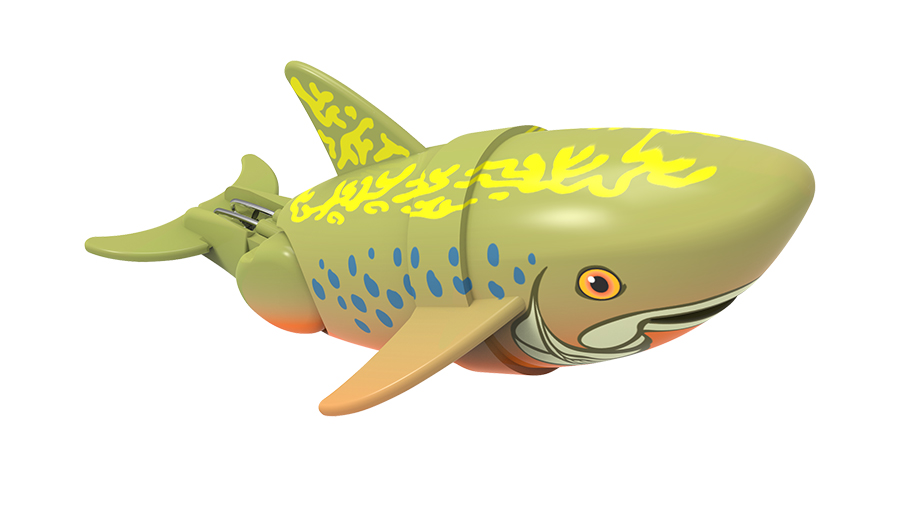Игрушка для ванной - Брукс рыбка-акробат